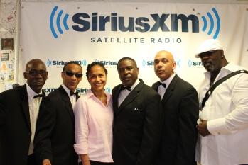 "Soul Tempo with Sirius XM Program Director Pat McKay and producer Chris ""Big Dog"" Davis"