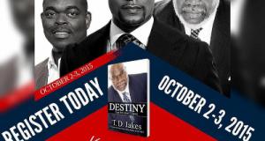 Destiny Empowerment Seminar in Houston