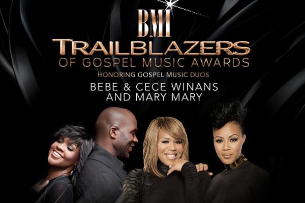 BeBe & Cece Winans Along with Mary Mary To Be Honored at the 2016 Trailblazers Awards In Atlanta