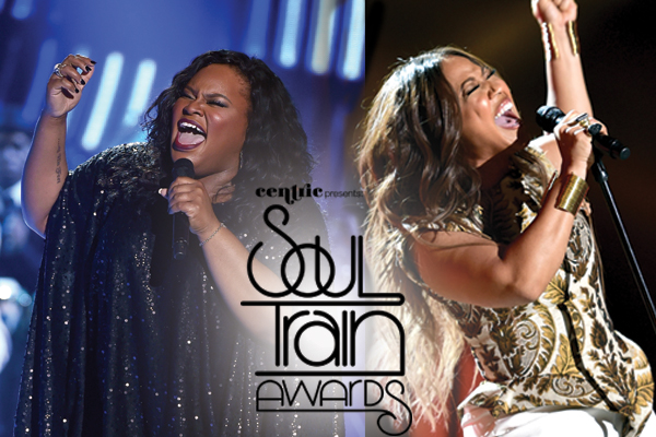 Erica Campbell and Tasha Cobbs Celebrate Being Souled Out for Christ at The Soul Train Awards